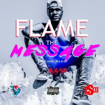 Flame the message cover